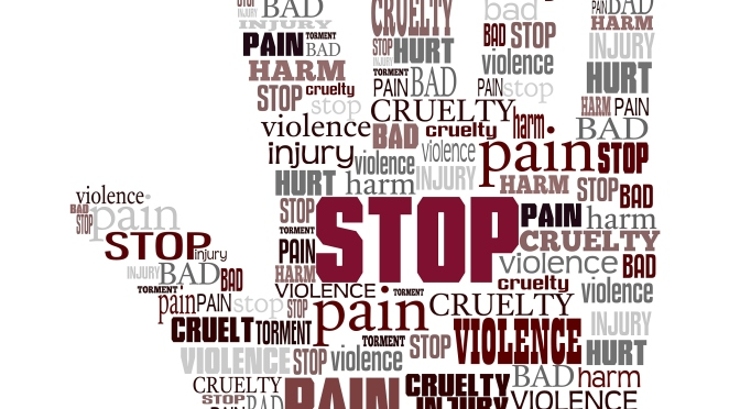 Violencia, definición y tipos de violencia