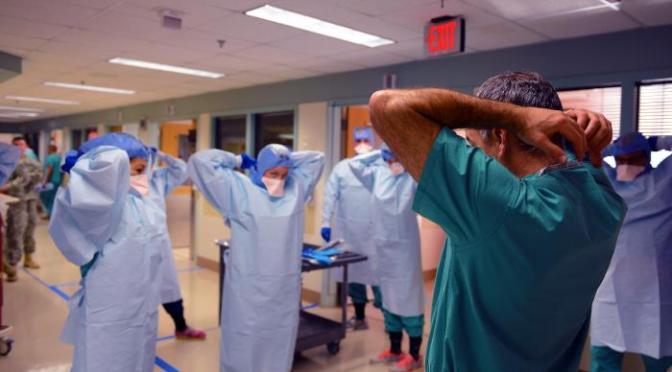 Ébola en Estados Unidos: La evidencia indica que el virus no se transmite fácilmente